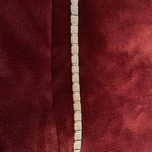 Jewelry - Genuine Diamond/Silver Bracelet